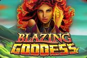 Play in Slot Machine Blazing Goddess with Bonus Game
