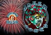 Online Video Slot Joker Poker 3 Hands - Card Game by RTG