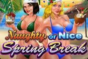 Free Online Slot Naughty or Nice Spring Break - Bonuses and Free Spins