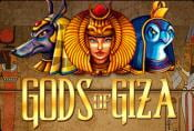 Online Video Slot Gods of Giza no Download Required