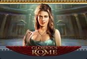 Online Slot Game Glorious Rome Simulator