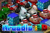 Free Online Slot Arcadia i3D for Fun
