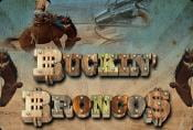 Online Video Slot Buckin Broncos with Bonus game