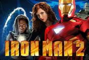 Online Iron Man 2 Slot Machine with Marvel Jackpot