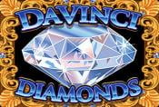 Online Slot Da Vinci Diamonds with Bonus