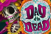 Online Slot Machine Day of the Dead - Wild and Scatter Symbol