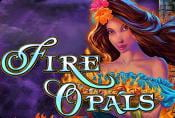 Fire Opals Slot Machine by IGT with Special Symbols