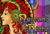 Online Slot Game Nouveau Riche - Instructions and Paytable Information