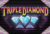 Online Slot Game Triple Diamond no Deposit