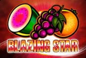 Online Video Slot Blazing Star game with Bonus Rounds