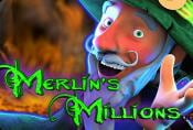 Merlin Millions Superbet Slot Machine With Bonuses And Free to Play