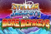 More Monkeys Stellar Jackpots Slot - Symbols and Game Bonuses