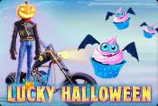 Lucky Halloween Slot - Play on One-Armed Bandit by Red Tiger Gaming