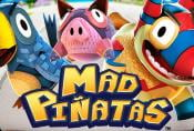 Online Slot Machine Mad Pinatas with Bonus Rounds