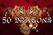 50 Dragons Slot Machine - Play Game with Free Spins Online