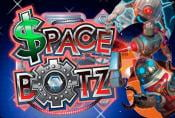 Space Botz Slot - Game with Wild and Scatter Symbols
