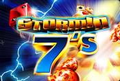 Stormin 7s Slot Game - Read Review and Play With Bonus Round