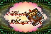Book of Magic Slot Game - Play Games by EGT Company For Free