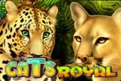 Cats Royal Slot For Free - Play Without Registration with Wild Symbol