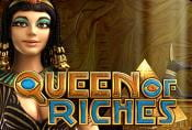 Queen of Riches Slot With Wild Lines in Video Game