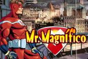 Mr Magnifico Slot Machine - Free to Play with Mini-Games