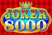 Joker 8000 Slot Game - Play Free Slots by Microgaming Company