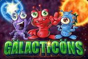 Galacticons Slot Machine - Free to Play with Bonus Game