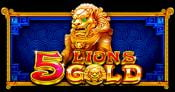 5 Lions Gold Slot by Pragmatic play