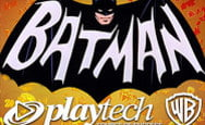 Playtech and Warner are working on a game based on Batman Classic TV Series