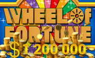 Lucky man won USD 1 200 000 on the slot machine Wheel of Fortune