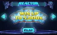 Reactor - New Slot by Red Tiger Gaming