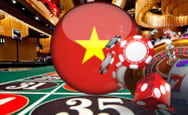 Vietnamese authorities allowed their citizens to play in casinos